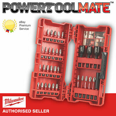 Milwaukee 4932430905 33pc Shockwave Impact Bit and Nut Driver Set