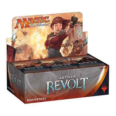 MTG AETHER REVOLT * Booster Box