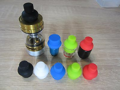 Bouchon silicone, drip tip stopper  griffin, smok tfv8, 510, big baby, tfv12
