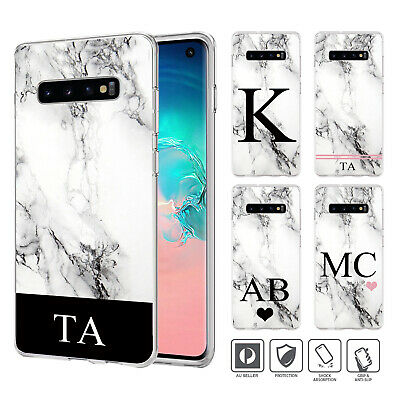 Personalised Name Case Cover For Samsung Galaxy S10 e 9 8 7 6 5 Edge Plus Note 4
