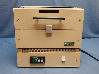 Lindberg Model 55035 Tube Heater Furnace Oven TESTED
