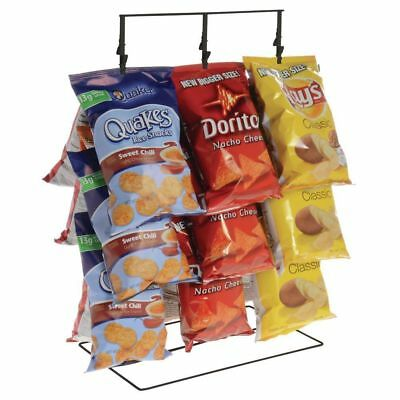 Countertop Retail Display Snack Rack, 14741
