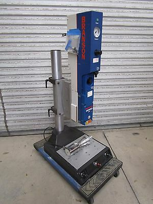 Branson 2000ae Ultrasonic Welder Actuator VERY CLEAN