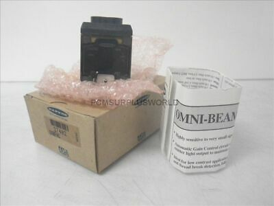 OSBFAC 27402 Banner Omni-Beam Ac-Coupled Fiber Optic Sensor Head (New In Box)