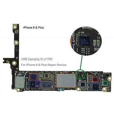 USB Charging ic U2 1610A1 1610A2 for iPhone 6 & 6 + Plus Mobile Repair Service