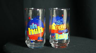 Diet Pepsi Glasses-You Got The Right One Baby Uh Huh