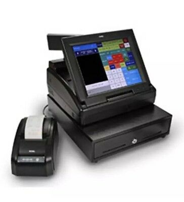 Royal TS1200MW Thermal Touch Screen Cash Register