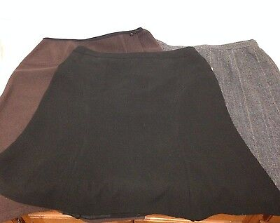 Women's Skirt Bundle 3 PCS Excellent Pre-Owned Condition Size 14