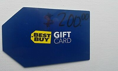 Best Buy Gift Card $200