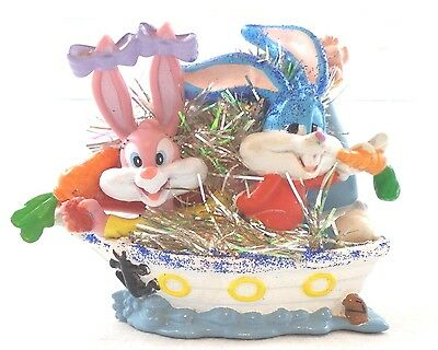 wb Babs & Buster Bunny Tiny Toons PVC MAGNET Warner Brothers Bros Looney tunes