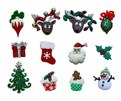 christmas wine charms magnetic set of 12 glass markers xmas by simply charmed - Christmas Wine Charms