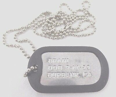 wb Pinky and the Brain BRAIN Dog Tag  Warner Brothers Looney tunes Studio Store