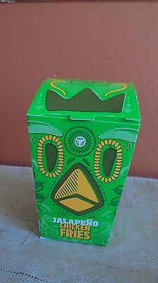 Burger King Jalapeno Chicken Fries Box (Lot of 20)