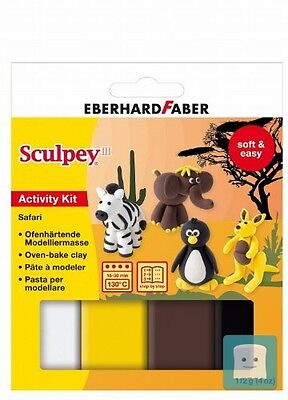 Eberhard - 571220 - Kit Creativo Safari