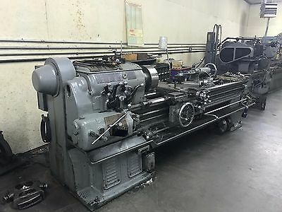 "Monarch 18-1/2"" X 78"" Lathe - With Tooling Included"