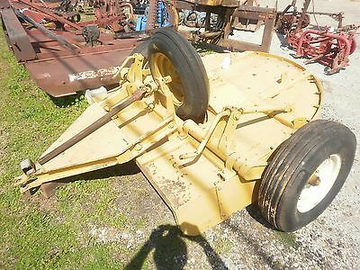 Sidewinder brand 5 1/2 FT Bush hog good pull type