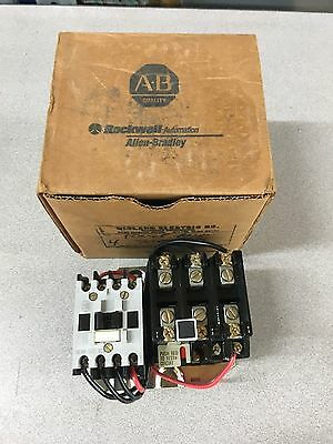 New In Box Allen-Bradley Full Voltage Starter 509-Tod Series B
