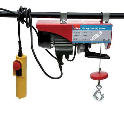 HILKA 250kg Electric Hoist