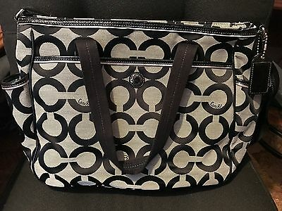 Coach Baby Bag/Business Tote
