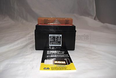 Parts Canada YTX7A-BS - 12V Motorcycle Battery