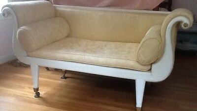 Antique ENGLISH sofa, early 19th century