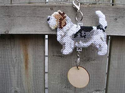 PETIT BASSET GRIFFON VENDEEN Dog crate tag hang anywhere pet sign, Vendéen PBGV