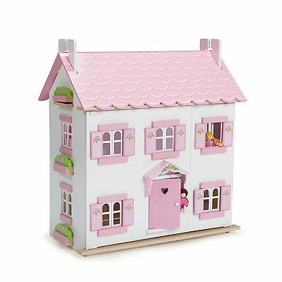 Le Toy Van Sophie's House Wooden Dolls House