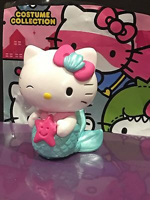 Hello Kitty Costume Collection Mermaid Blind Bag Figure