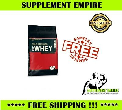 Optimum Nutrition Gold Standard Whey 10Lb Pick Up Available In Sydney