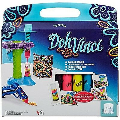 Play-Doh A9212Eu4 - Doh Vinci Color Mixer