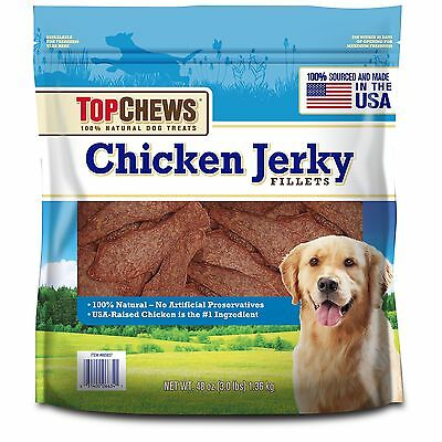 Top Chews  Natural Dog Treats Grilled Steak Recipe Strips