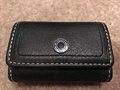 Coach Contact Leather Case