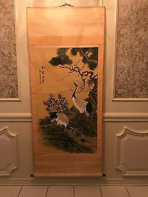 Antique/Vintage Chinese Scroll
