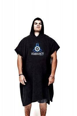 Surf Poncho From Komunity Project - Surfing Towel For Changing Out Of Wetsuit
