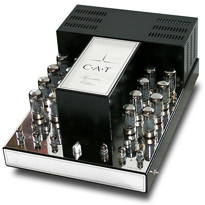 Convergent Audio JL2 Signature Mk II stereo power amplifier
