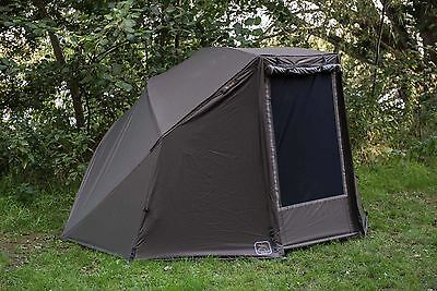 Wychwood brolly system fishing bivvy picclick uk for Wrap fishing system