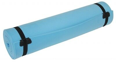 Insulating Foam Camping Mat Blue - 1800 x 500 x 6mm blue - Single Layer EVA -