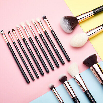 15pcs Pro Makeup Cosmetic Brushes Set Powder Foundation Eyeshadow Lip Brush Tool