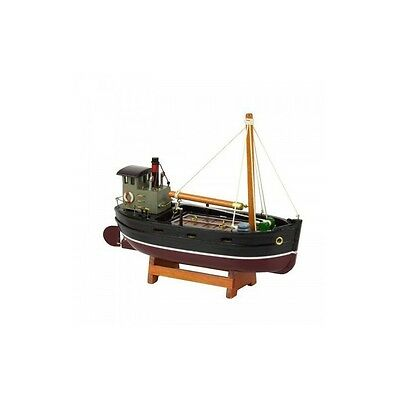 Clyde Puffer Model Boat