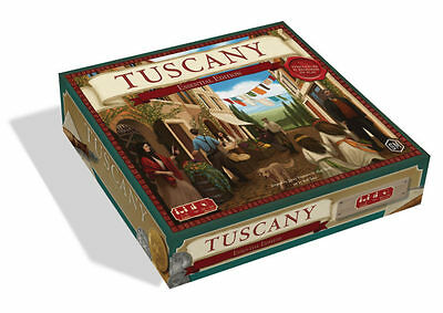 Tuscany Essentials Edition expansion for Viticulture board game