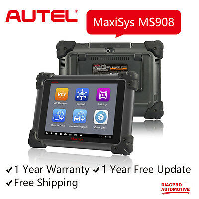 Autel Maxisys MS908 OE Level Professional Diagnostic& Analysis System ECU Coding