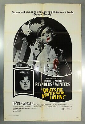 What's The Matter With Helen? - Original American One Sheet Movie Poster
