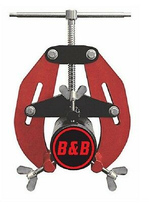 """New B & B Pipe Tools - 1221 - 2""""- 6"""" Pdq Pipe Alignment Clamp"""