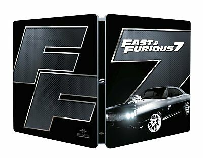 Fast & Furious 7 (Steelbook) (Blu-Ray) UNIVERSAL PICTURES