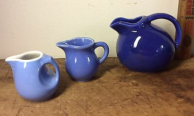 Vintage Ceramic Miniatures, Shawnee, Hall Miniature Pitcher