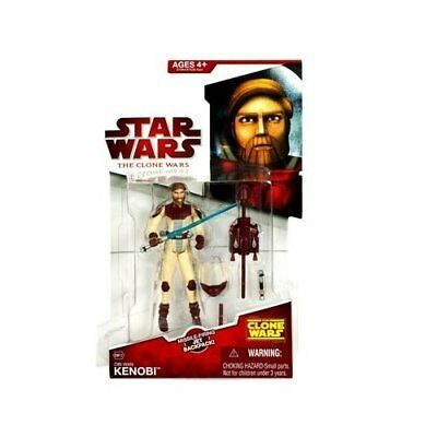 Star Wars: Clone Wars 2009 Wave 7 Obi-Wan Kenobi In Space Suit Action Figure
