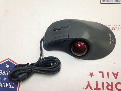 Microsoft Trackball Optical Explorer 1.0 PS2/USB Wired Mouse