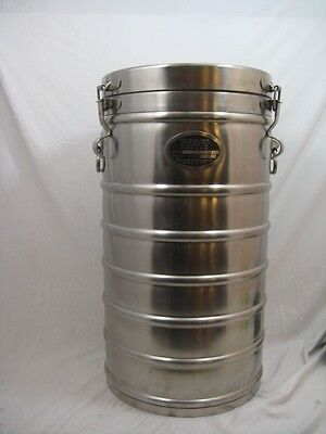 Thermal Food Carrier Aer-Void 1X10 Insulated Food Container 11 Gallons S/S NIB