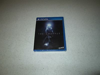 The Swapper Sony PlayStation Vita Limited Run #39 Sealed