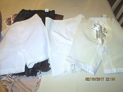 LINGERIE LOT  11 piece Assorted Lingerie Girdle Panties nylon stockings